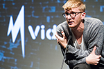 DoP Adam Scarth at MusicVidFest 2015